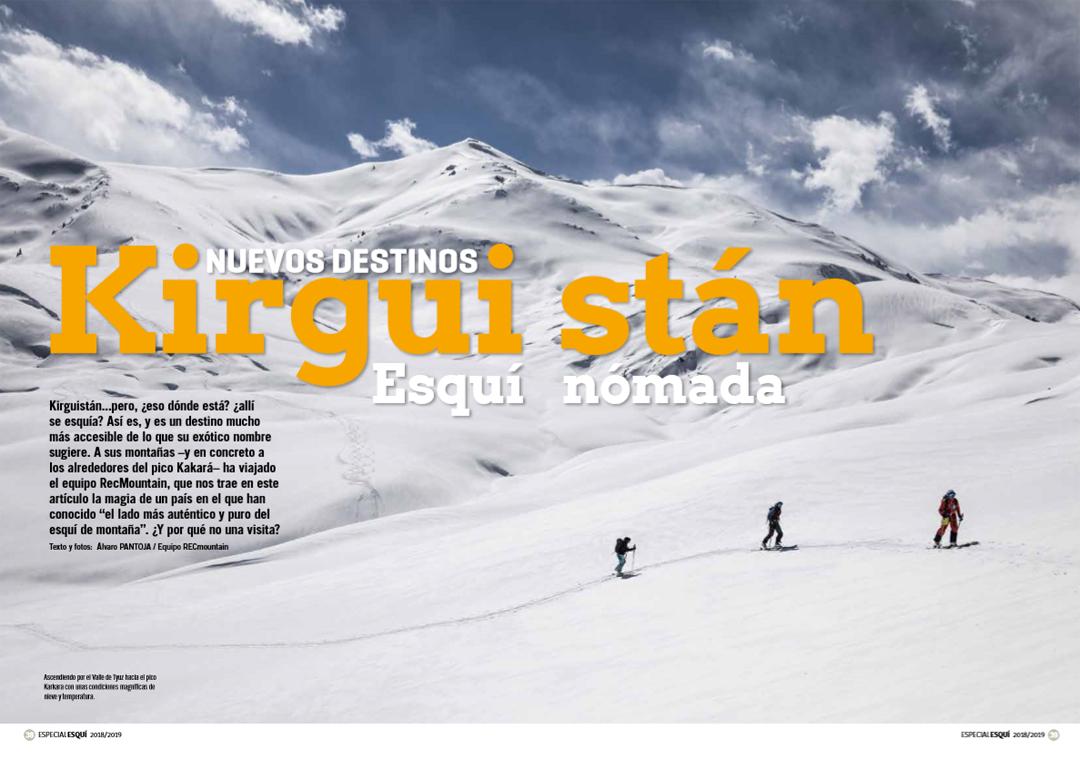 b92cfc7b9db Diciembre 2018 – REVISTA: Colaboración fotográfica en Especial esquí de montaña  Desnivel 2018/19